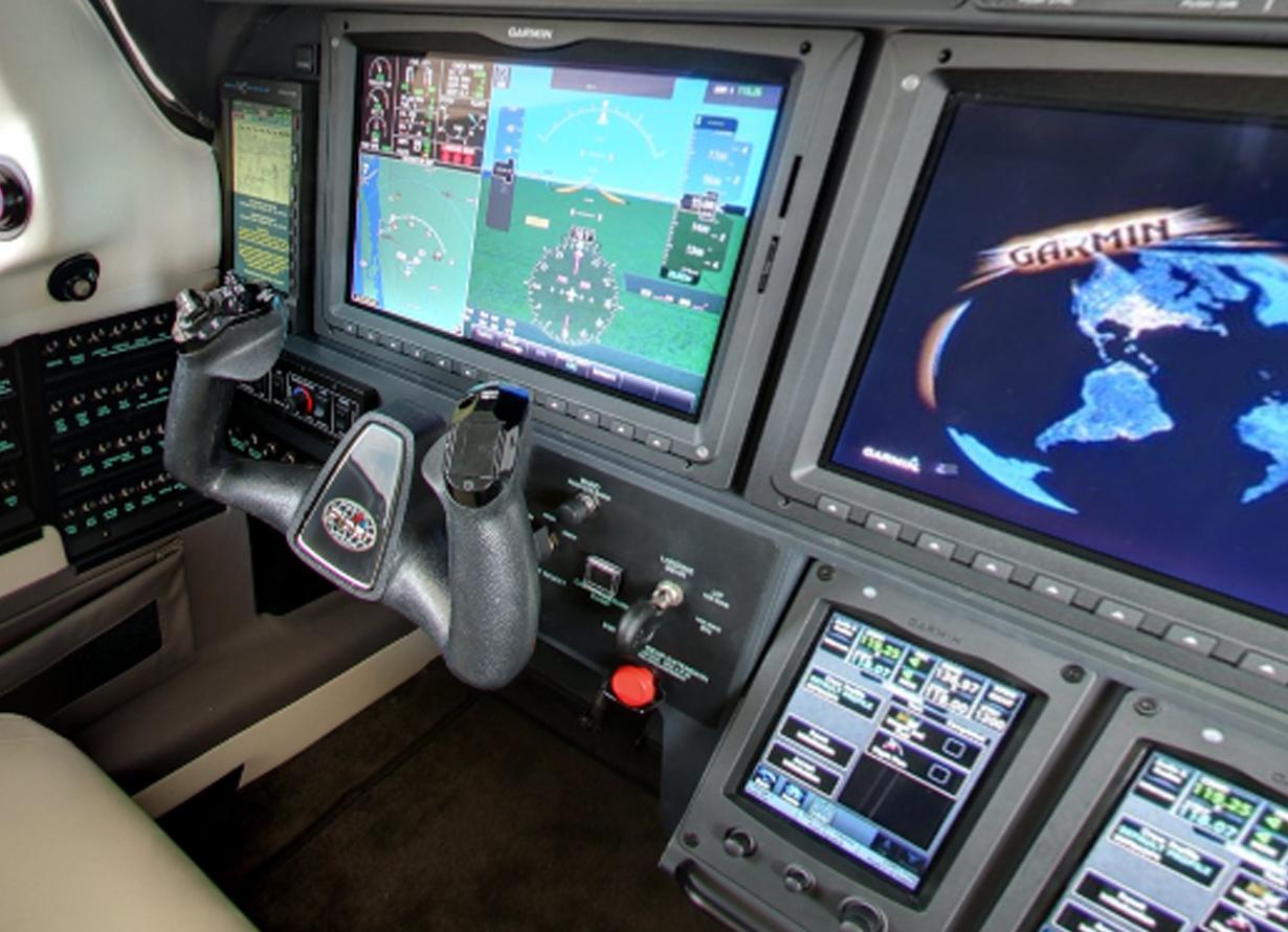 Cockpit Simulator Instrumentation Panels